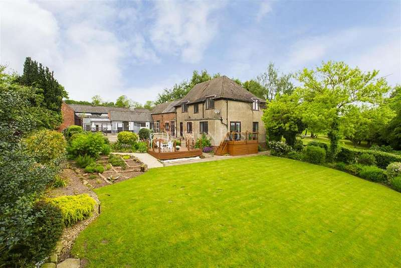 3 Bedrooms Farm House Character Property for sale in Halam, Southwell, Nottinghamshire