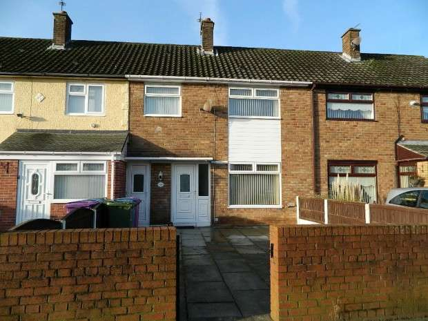 3 Bedrooms Terraced House for sale in Higher Lane, Liverpool, L9