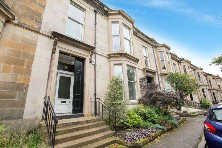 6 Bedrooms Town House for sale in 10 Kirklee Circus, Kelvinside, G12 0TW