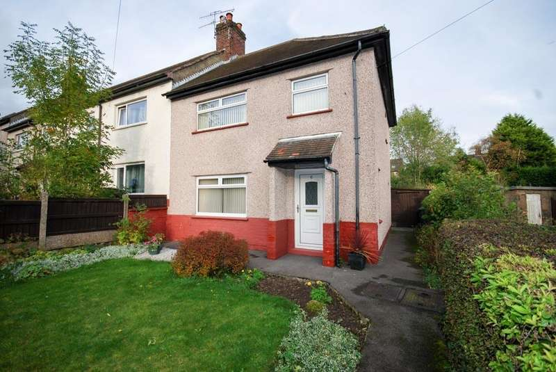 3 Bedrooms End Of Terrace House for sale in Monsal Avenue