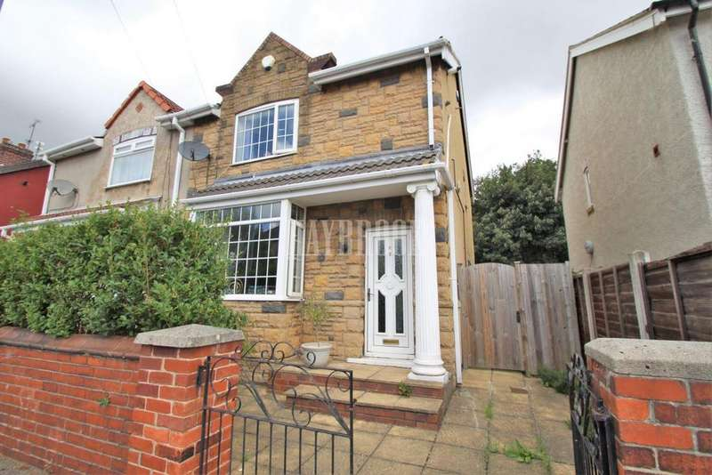3 Bedrooms Semi Detached House for sale in Frederick Street, Goldthorpe