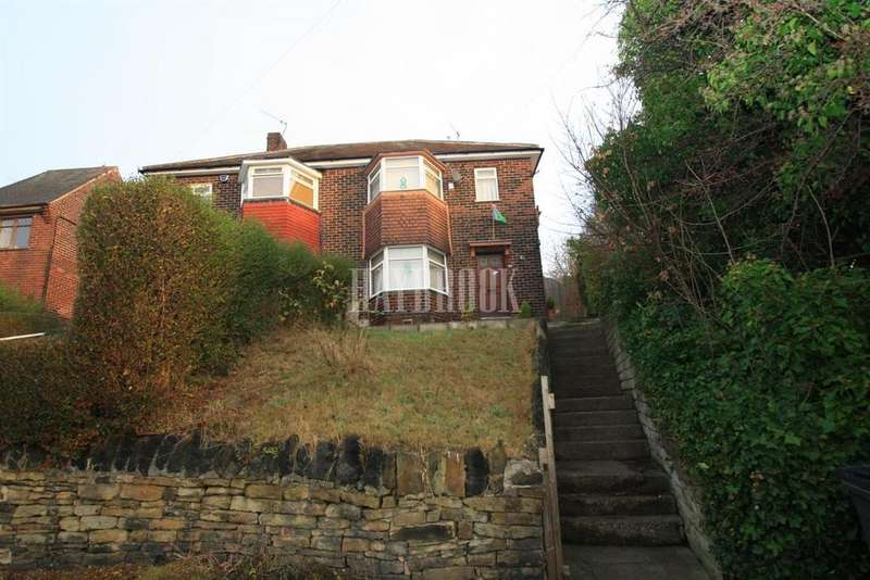 3 Bedrooms Semi Detached House for sale in Shirecliffe Lane, Sheffield