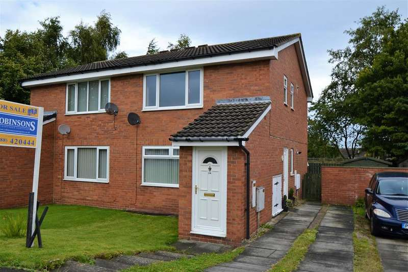 1 Bedroom Flat for sale in St. Pauls Close, Spennymoor