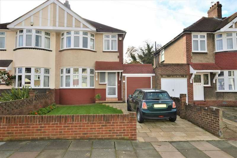 3 Bedrooms Semi Detached House for sale in Mayday Gardens, London SE3