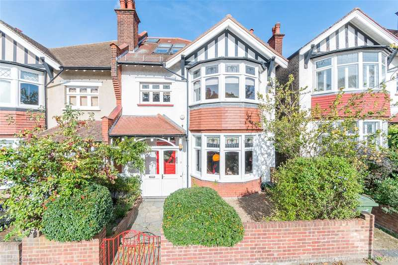 5 Bedrooms Semi Detached House for sale in Deepdene Road, London, SE5