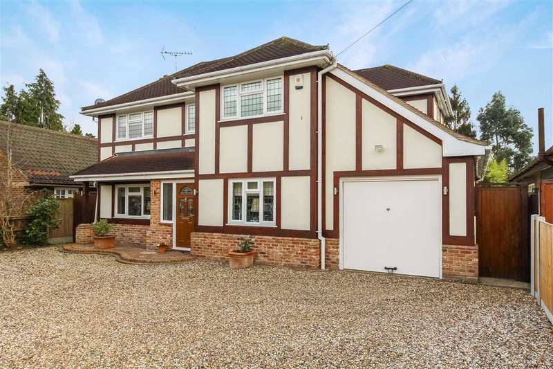 5 Bedrooms Detached House for sale in Hutton Road, Shenfield