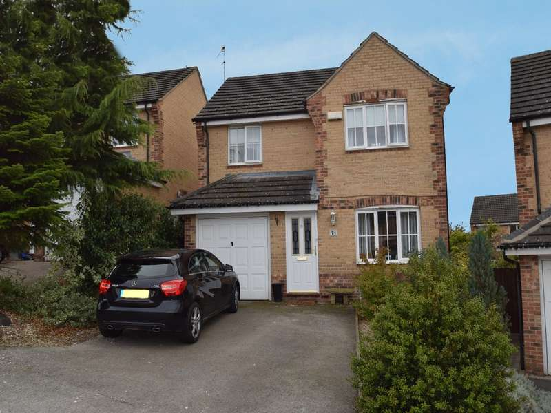 4 Bedrooms Detached House for sale in Cote Farm , Thackley BD10