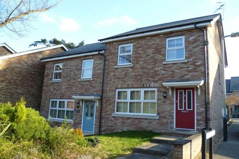 3 Bedrooms Semi Detached House for sale in The Grange, Langton Green, Tunbridge Wells, TN3