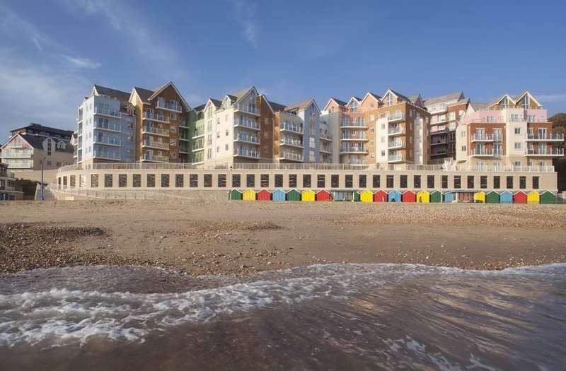 2 Bedrooms Flat for rent in Honeycombe Beach, Bournemouth, Dorset, United Kingdom