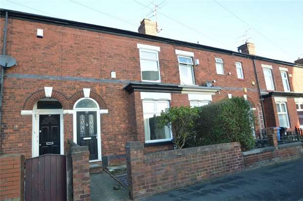 3 Bedrooms Terraced House for sale in Hardcastle Road, Edgeley, Stockport, Cheshire
