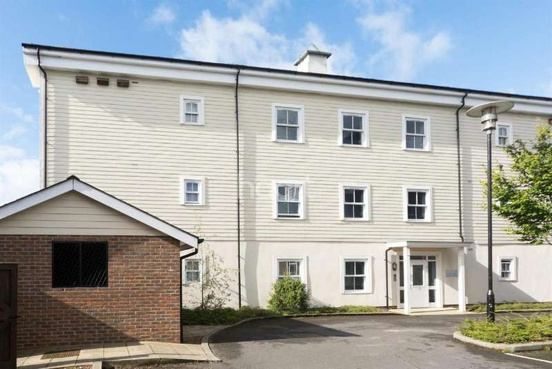 1 Bedroom Flat for sale in Canton House, Sherbrooke Way, The Hamptons, KT4