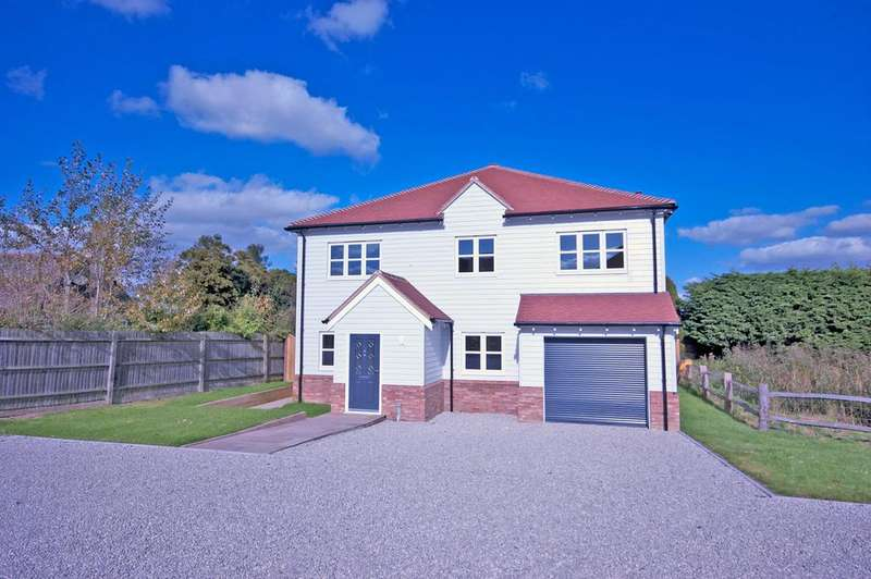 5 Bedrooms Detached House for sale in Lilac Drive, Broad Oak TN31