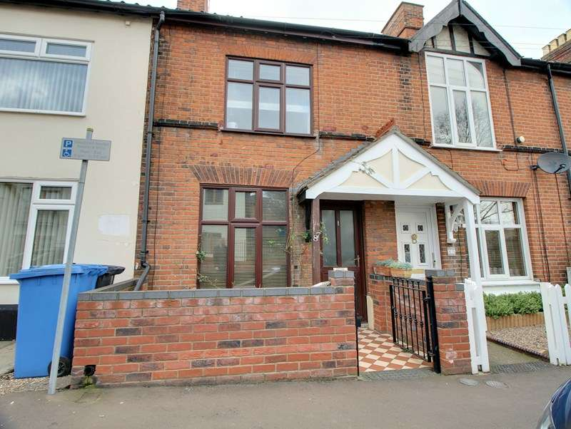 3 Bedrooms Terraced House for rent in Ashby Street, Norwich