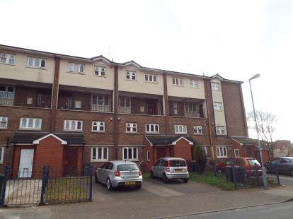 3 Bedrooms Maisonette Flat for sale in Mosborough Crescent, Birmingham, West Midlands