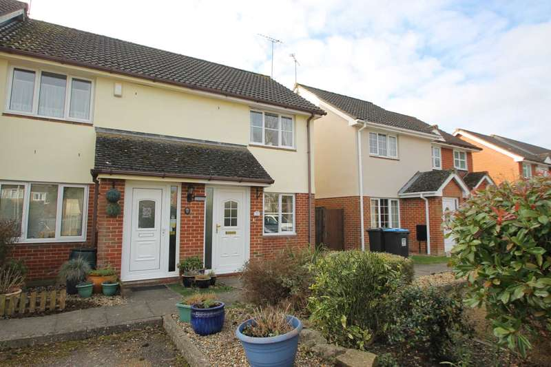 2 Bedrooms End Of Terrace House for sale in Chapel Meadow, Tring
