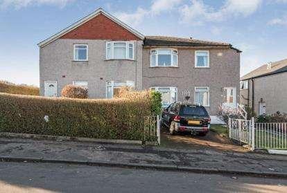 2 Bedrooms Flat for sale in Croftburn Drive, Glasgow