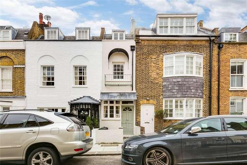 2 Bedrooms Terraced House for sale in Peel Street, Kensington, London