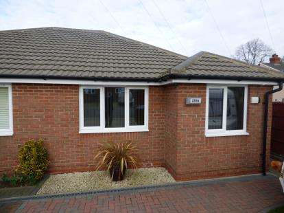 2 Bedrooms Bungalow for sale in Broadway East, Abington, Northampton, Northamptonshire