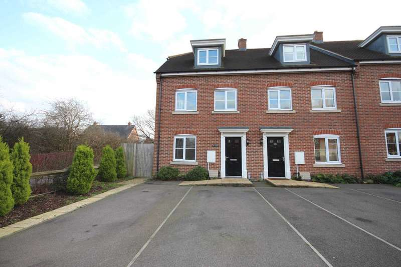 3 Bedrooms End Of Terrace House for sale in Jardine Place, Jennett`s Park