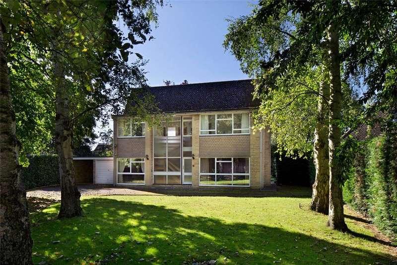 4 Bedrooms Detached House for sale in Woodlands, Kidlington, Oxfordshire, OX5