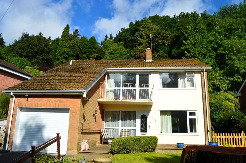 3 Bedrooms Detached House for sale in 12 Woodcote Edge, Church Stretton SY6