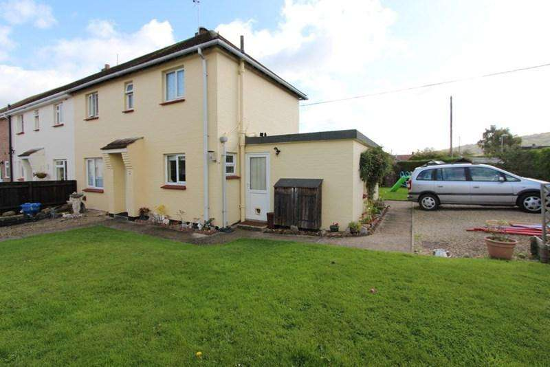 3 Bedrooms End Of Terrace House for sale in Shillingstone, Dorset