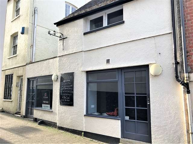 Commercial Property for sale in 1a Northcote Lane, Honiton