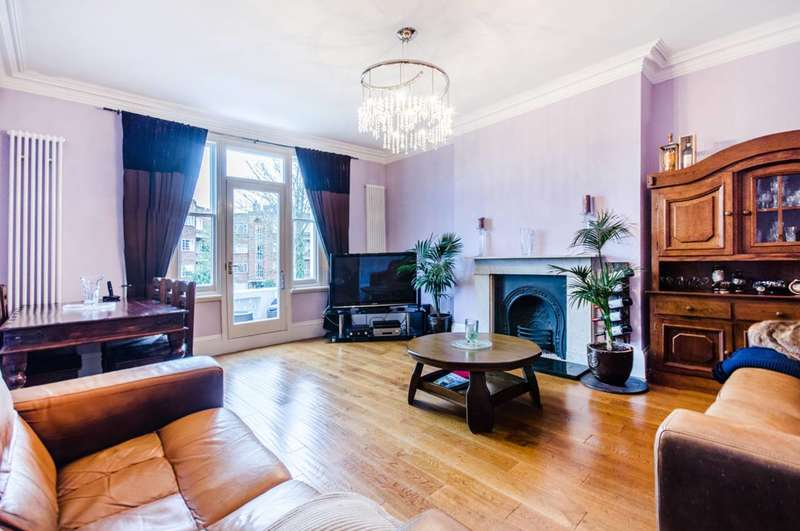 2 Bedrooms Flat for sale in Eliot Hill, Blackheath, SE13
