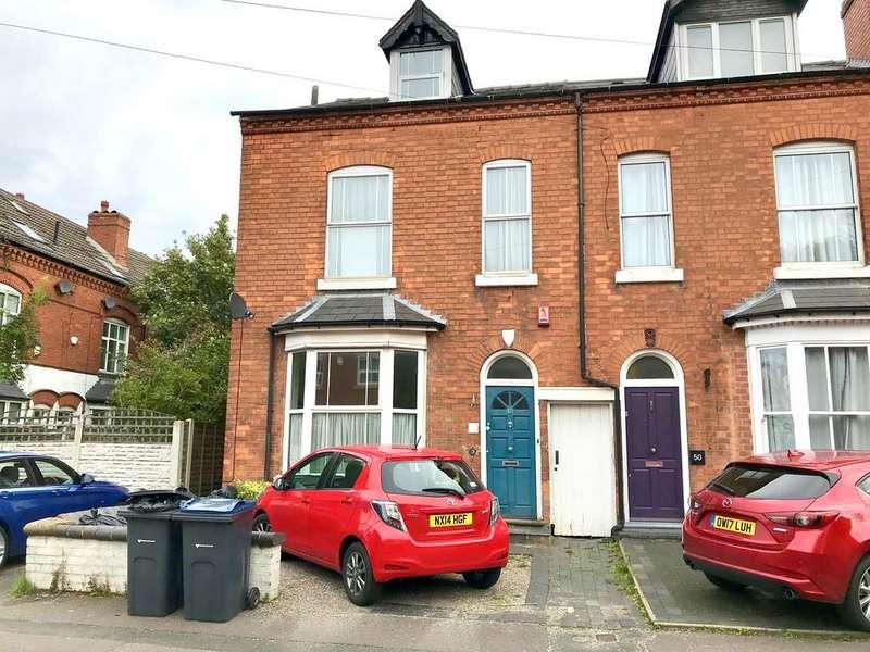 4 Bedrooms End Of Terrace House for rent in Harborne Park Road, Harbore, Birmingham B17