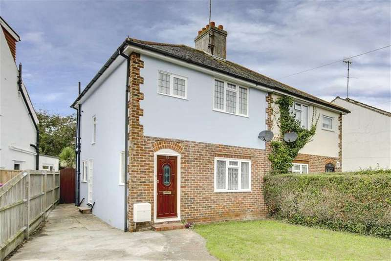 3 Bedrooms Semi Detached House for sale in Vale Road, Seaford