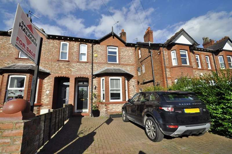 3 Bedrooms Semi Detached House for sale in Lumb Lane, Bramhall