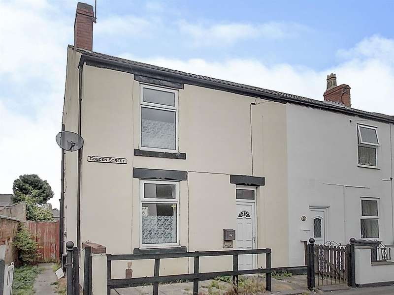 3 Bedrooms End Of Terrace House for sale in Cobden Street, Long Eaton