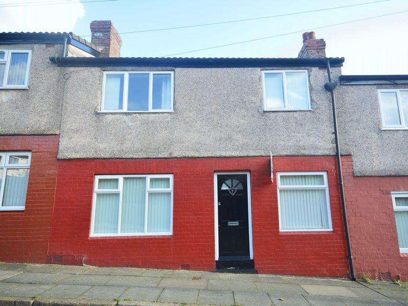 2 Bedrooms Terraced House for sale in Gladstone Street, Woolton