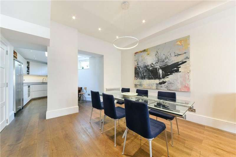 3 Bedrooms Terraced House for sale in Southwark Bridge Road, London, SE1