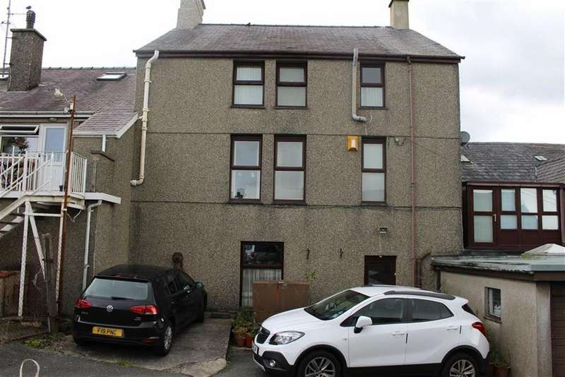 3 Bedrooms Terraced House for sale in Water Street, Penygroes, Gwynedd