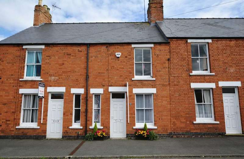 3 Bedrooms Terraced House for rent in 34 Dover Street, Southwell