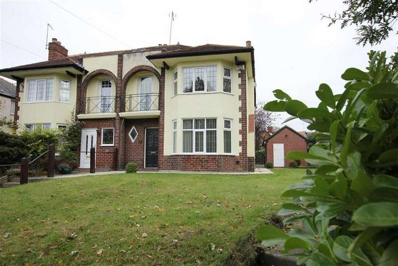 3 Bedrooms Semi Detached House for sale in Parkgate Road, Chester