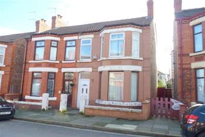 3 Bedrooms House for rent in Tennyson Avenue, Rock Ferry