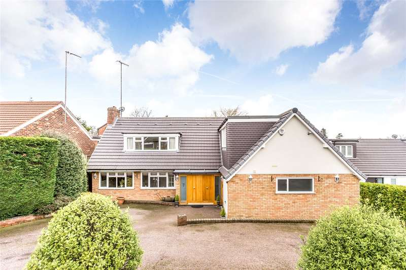 4 Bedrooms Detached House for sale in Willow Dene, Bushey Heath, Hertfordshire, WD23