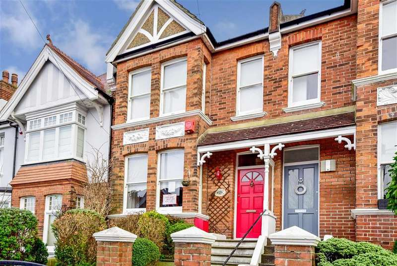 3 Bedrooms Terraced House for sale in Havelock Road, , Brighton, East Sussex