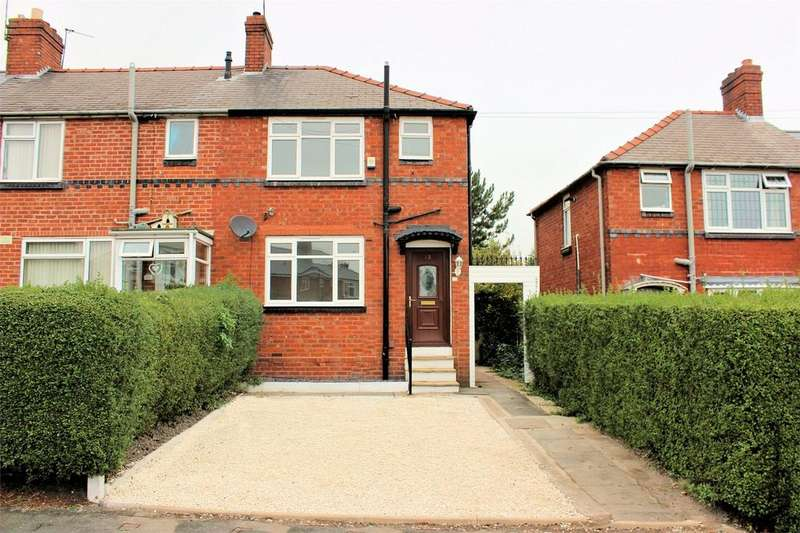 2 Bedrooms End Of Terrace House for sale in Summer Road, ROWLEY REGIS, West Midlands