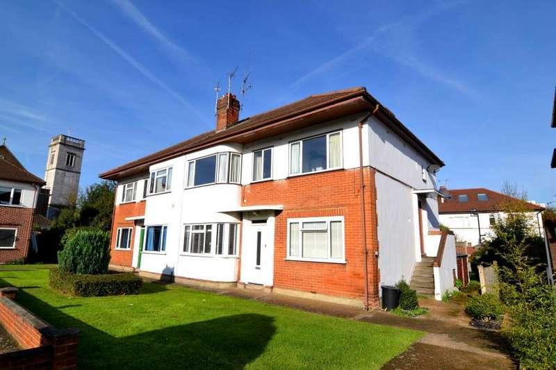 2 Bedrooms Flat for sale in Fulwood Gardens, Twickenham, TW1