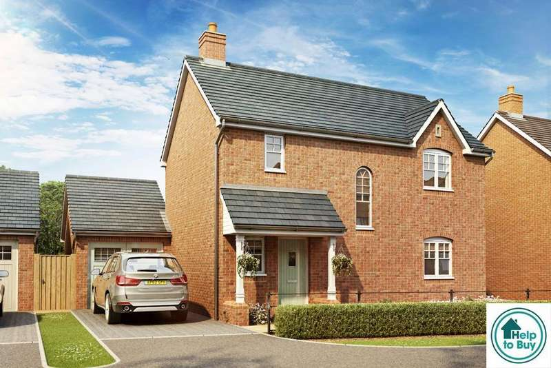 3 Bedrooms Detached House for sale in The Hanley, Southam Road, Thornley Grove, Radford Semele, CV31
