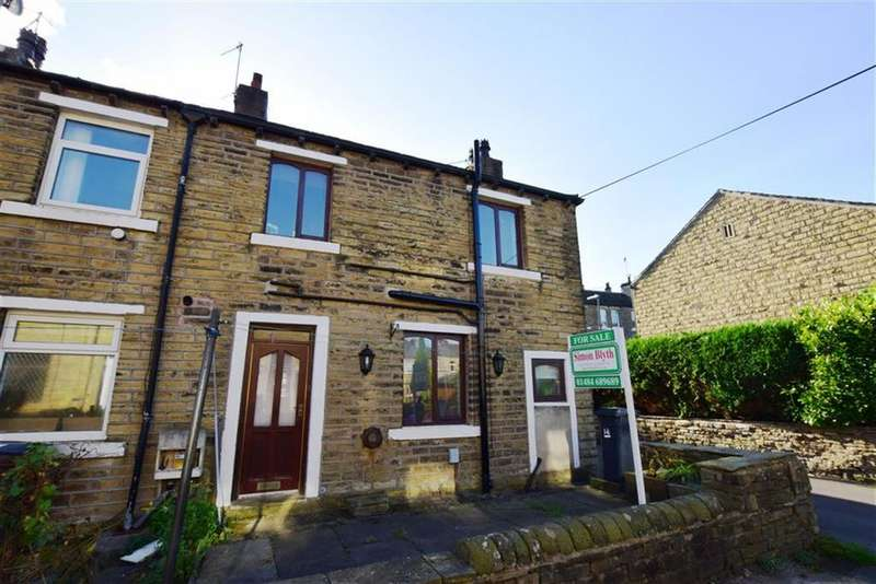2 Bedrooms Cottage House for sale in Back Armitage Road, Armitage Bridge, Huddersfield, HD4