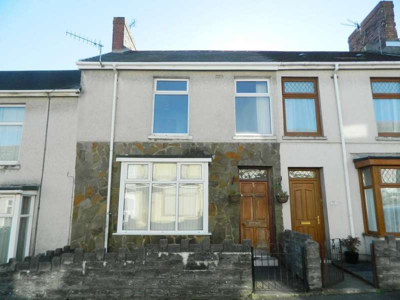 3 Bedrooms Terraced House for sale in Hedley Terrace, Llanelli