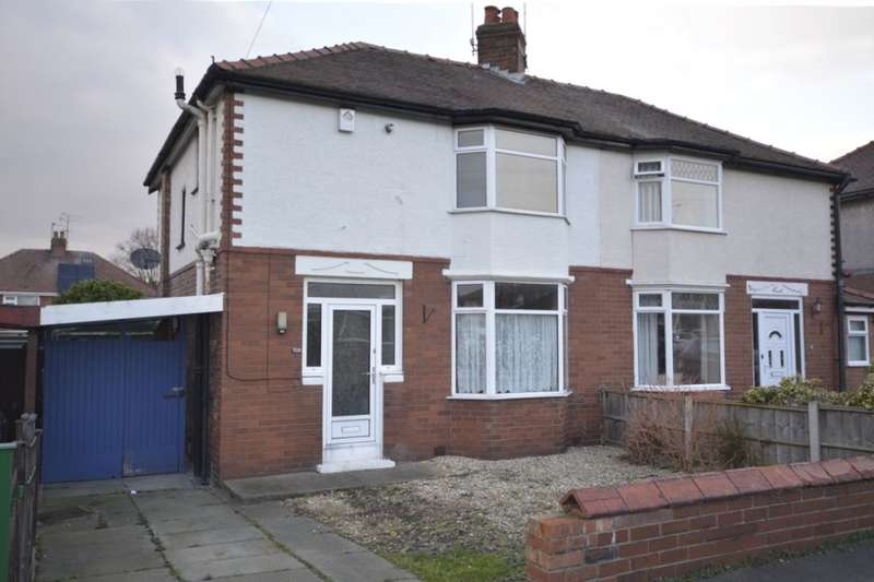 3 Bedrooms Semi Detached House for sale in Hill View Avenue, Helsby, Frodsham, WA6