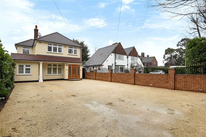 5 Bedrooms Detached House for sale in Park Way, Ruislip, HA4