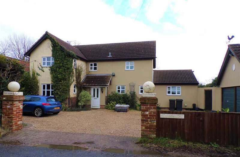 4 Bedrooms Detached House for sale in Chanctonbury, Stone Street, Ipswich