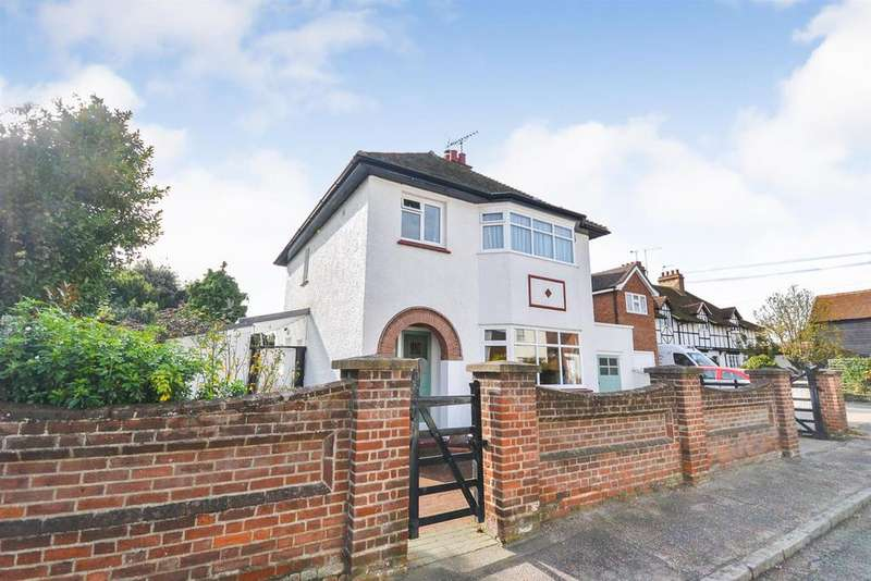3 Bedrooms Detached House for rent in Station Road, Southminster