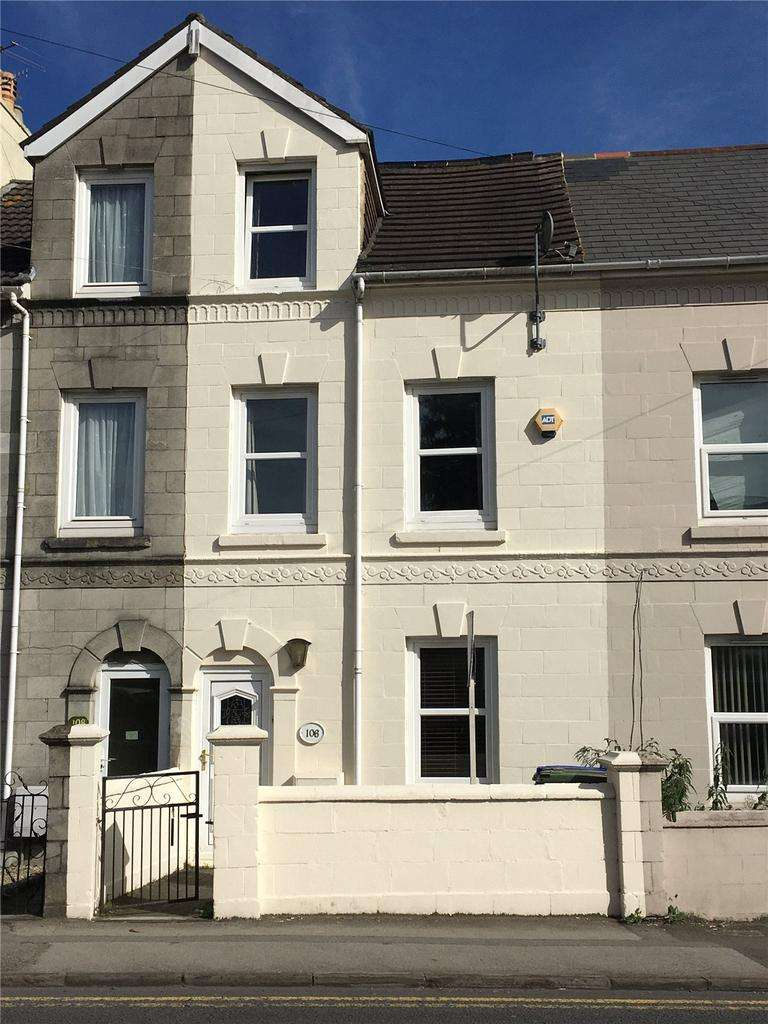 4 Bedrooms Terraced House for sale in Devizes Road, Salisbury, Wiltshire, SP2